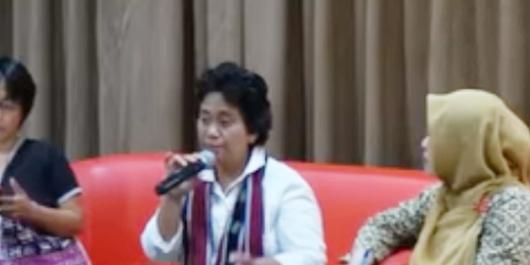 Koalisi Perempuan Indonesia Tegaskan Tak Pilih Pelanggar HAM
