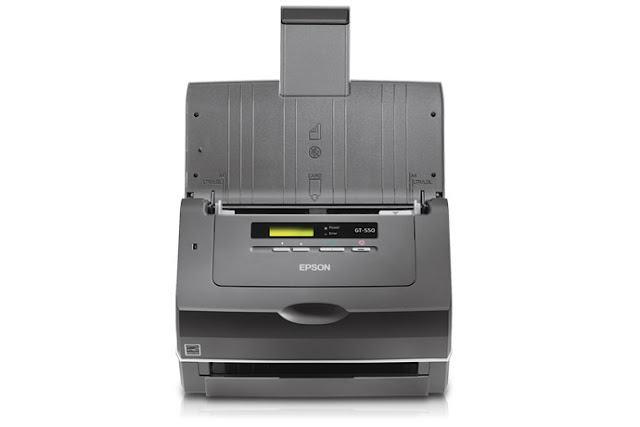 Epson WorkForce Pro GT-S50 Driver Download & Manual