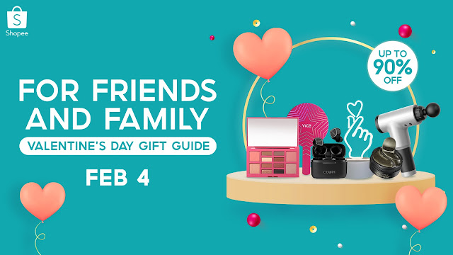 Make Valentine's Day More Meaningful for Friends and Family with these Sweet Gifts