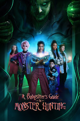 A Babysitters Guide To Monster Hunting 2020 720p | 480p WEB HDRip ESub x264 [Dual Audio] [Hindi 5.1ch - Eng] 900Mb | 350Mb