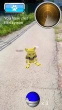 Minecraft Blockymon Pokemon GO MOD Apk Terbaru