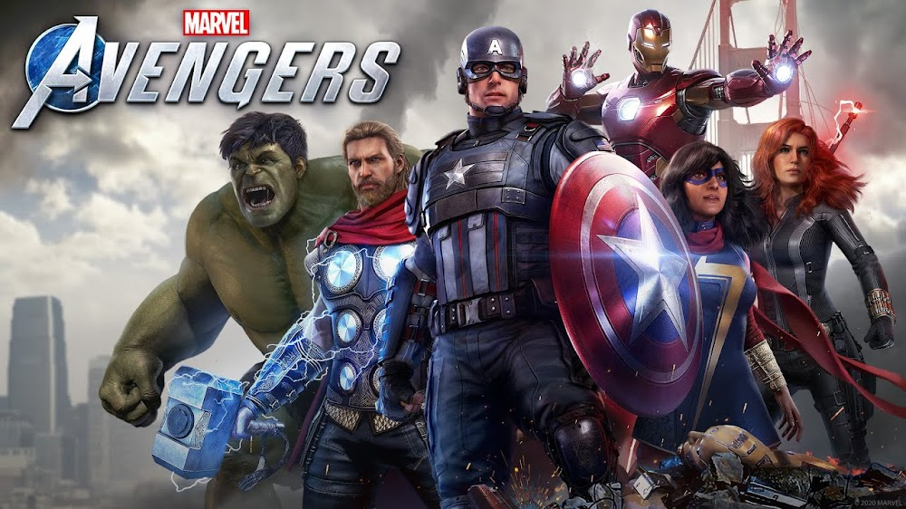 Marvel's Avengers on PS4 and Xbox One