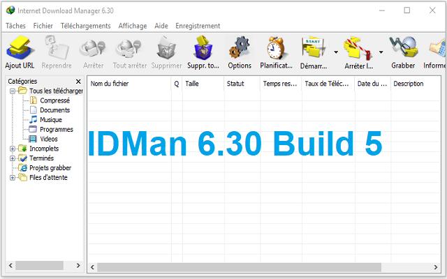 تفعيل برنامج التحميل IDM 6.30 Build 5 آخر اصدار