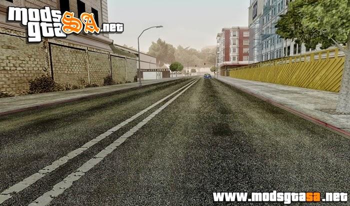 SA - Roads HQ (Ruas e Estradas em HD) 2015