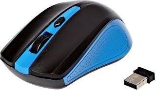 mouse ottico wireless andowl