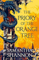 The Priory of the Orange Tree by Samantha Shannon cover