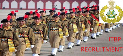 ITBP recruitment constable (telecom) | Apply Online
