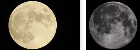 Tại sao bạn thấy một khuôn mặt trên Mặt trăng?