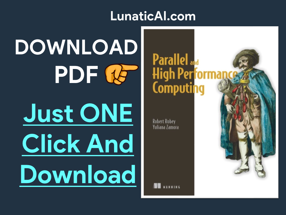 Parallel and High Performance Computing Book PDF