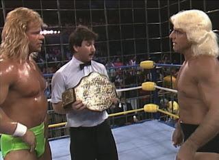 WCW Capital Combat 1990 - Lex Luger vs. Ric Flair