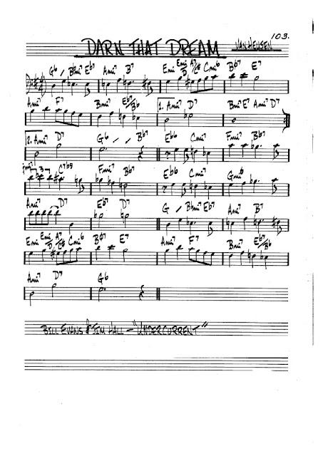 Partitura Violonchelo Van Heusen