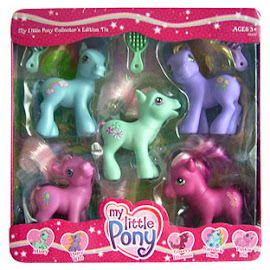 My Little Pony Minty Pony Packs Collector