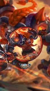Minotaur Son of Minos Heroes Tank Support of Skins V2