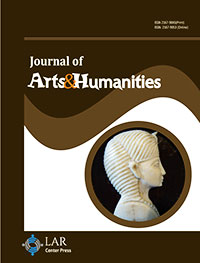 Journal of Arts and Humanities