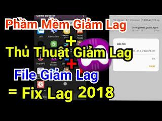 Fix Lag, Giật, Out Game Liên Quân Mobile Mới Nhất 2018
