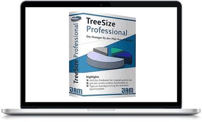 TreeSize Professional 7.1.3.1467 Full Version