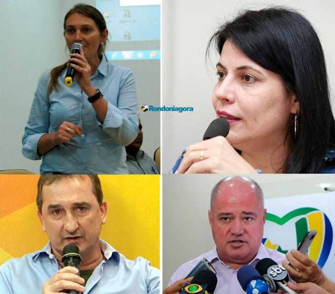 Prefeitos de Rolim de Moura, Cacoal, São Francisco e Ji-Paraná são presos pela PF