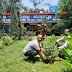 सामाजिक कार्यकर्ता नुनु झा ने गोपालपुर स्कूल में किया वृक्षारोपण