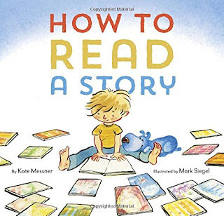 perfect for starting reading workshop and what it looks like to be a reader.