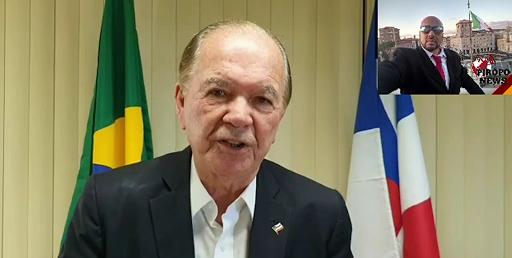 Vice-Governador João Leão revela em entrevista ao PIRÔPO NEWS