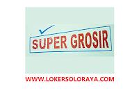 Loker Solo Fotografer Produk Online dan Marketing Support di Toko Super Grosir