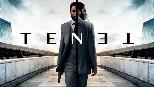 Tenet - Bom filme - Christopher Nolan no seu melhor