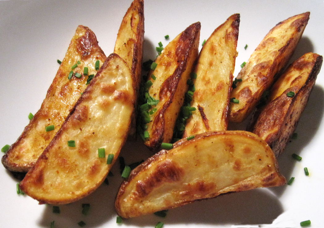 Potato Wedges with Dunn's River All Purpose Seasoning