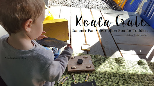Why we Love Koala Crate for Kids {Summer Subscription Box}