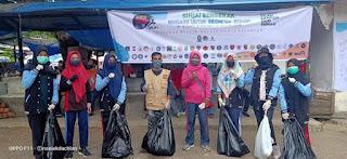 Karang Taruna Kabupaten Sinjai  Mengikuti Word Clean Up Day