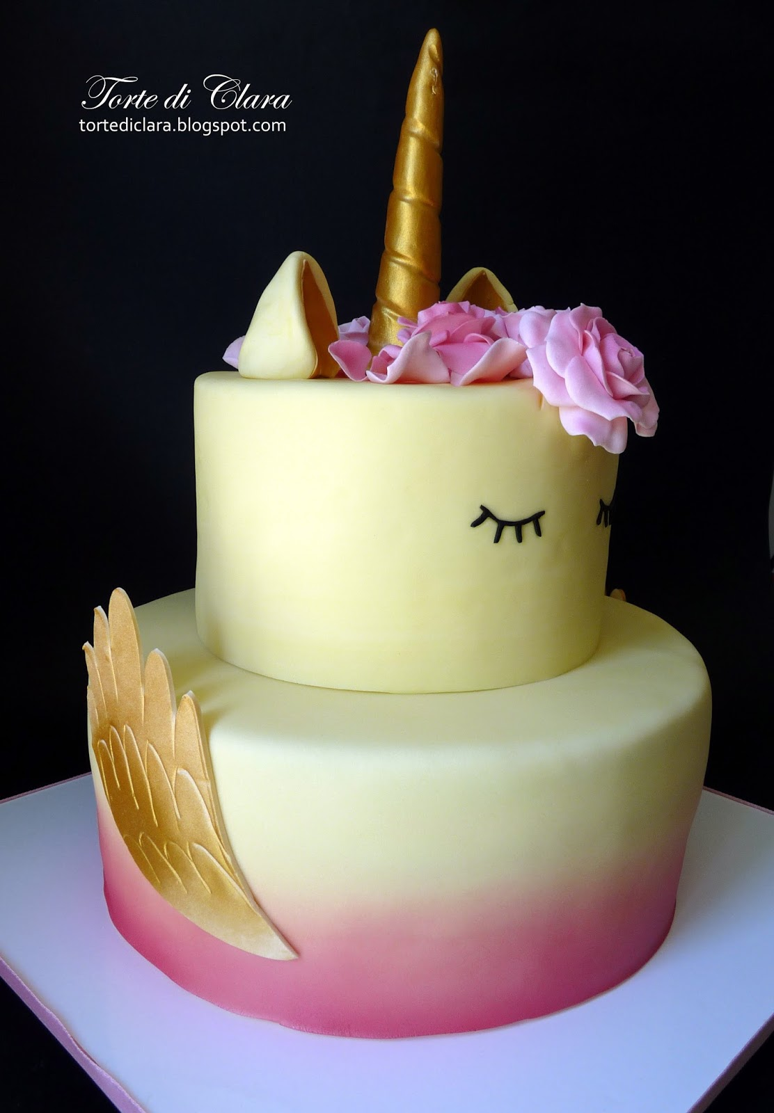 Torte Di Clara Torta Unicorno