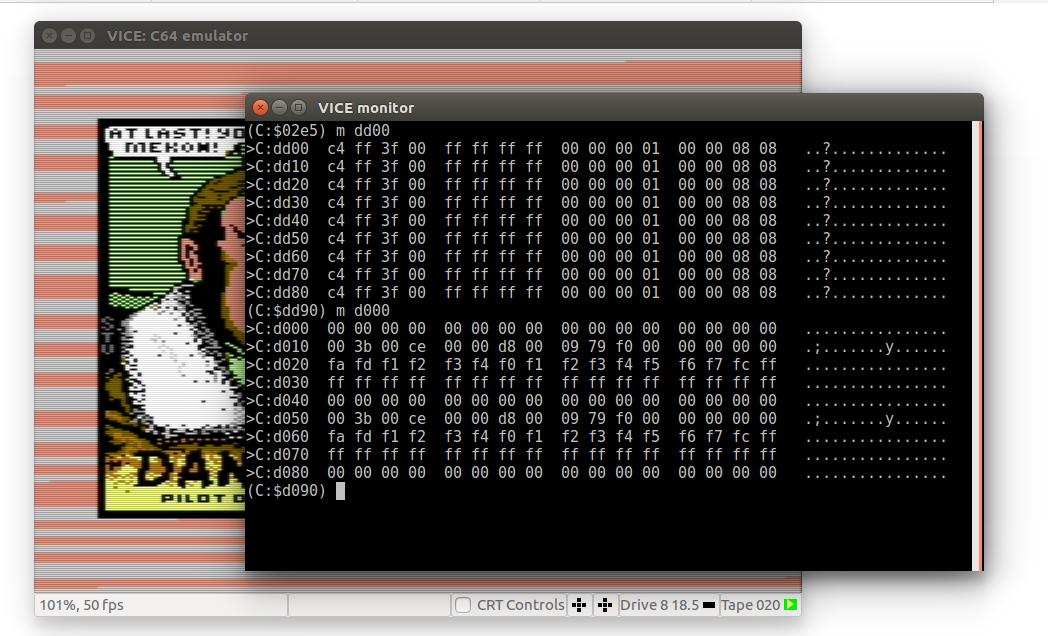C64 on an FPGA