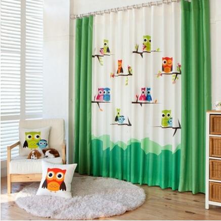 Cortinas infantiles para dormitorios for Decoracion hogares infantiles