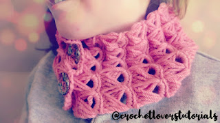 broomstick stitch crochet