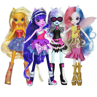 All My Little Pony Equestria Girls Dolls