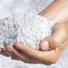 Лечение экземы солью