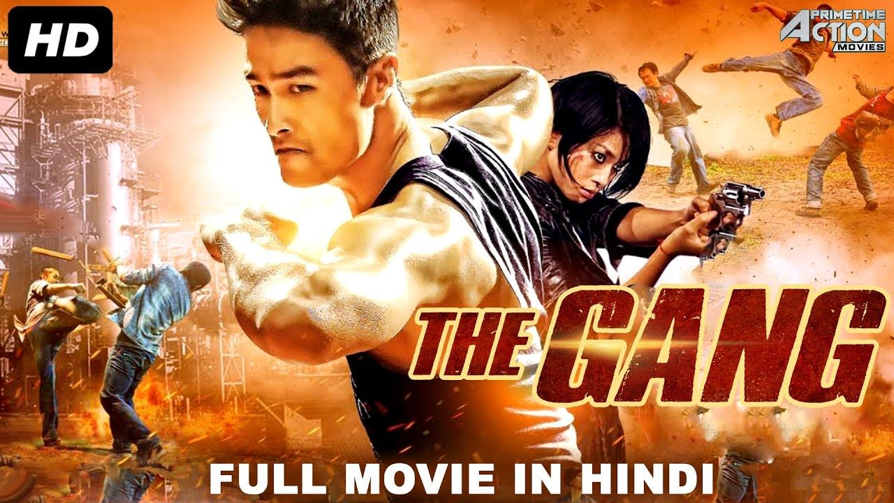 Tthe Gang (2018) Hindi Dubbed 720p WEBRip x264 550MB