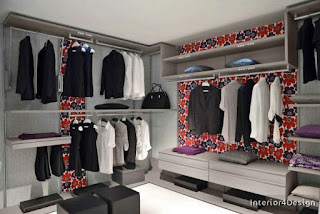 Clothing Room Design Ideas 16