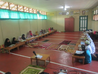 Kegiatan Pesantren Ramadhan MI Al Raudlah