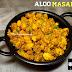 Aloo Masala Recipe for Dosa, Sandwich | Quick Aloo Bhaji Recipe | Rai Aloo Recipe