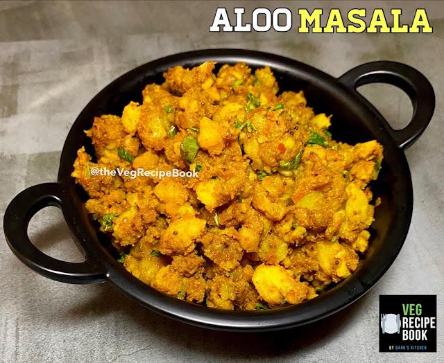 Aloo Masala Recipe for Dosa