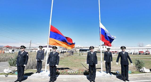 Armenia y Rusia realizarán ejercicios militares conjuntos en 2019