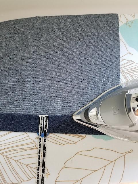 Danube Skirt Hack // Sewing For Women