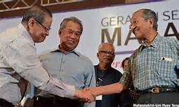 Mahathir akhirnya dapat apa yang beliau mahukan
