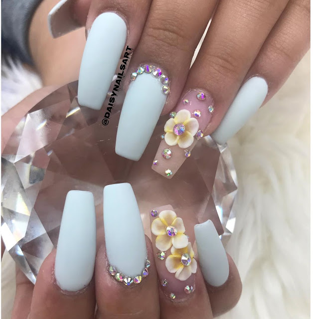 2019 Marvelous Nail Art Designs