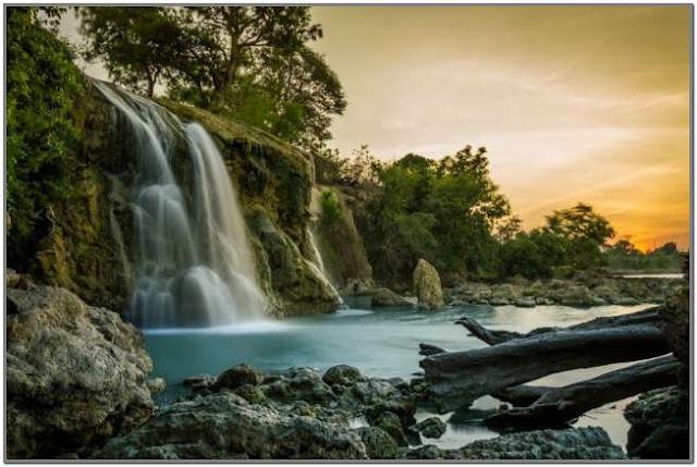 Air Terjun Toroan;10 Destinasi Wisata Populer di Madura;
