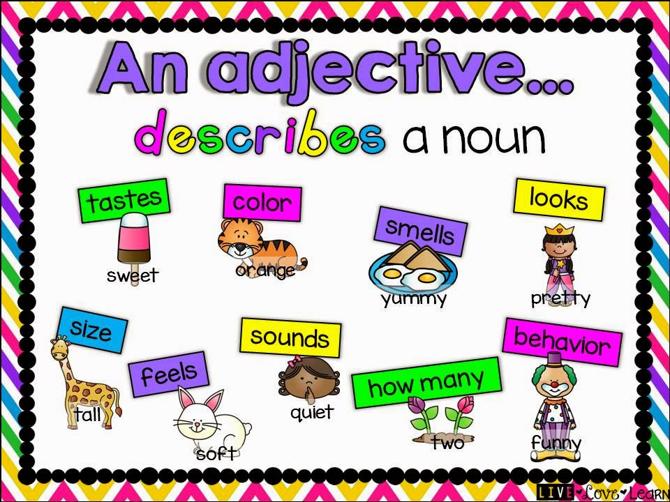 let s learn about adjectives can t find substitution for tag