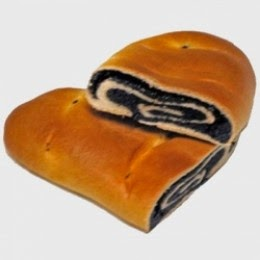 Poppy Seed Roll from Buttonwood Bakery