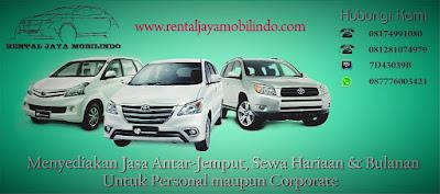 Sewa Mobil Jakarta Rental Jaya Mobilindo