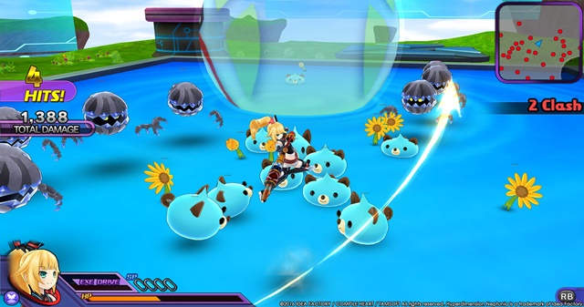Hyperdimension Neptunia U: Action Unleashed PC Full
