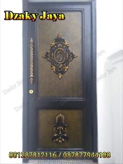 Gambar produk pintu besi tempa model klasik terbaru
